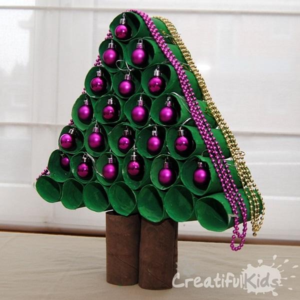 Beautiful and Creative Last minute Christmas Dedcoration Ideas (4)