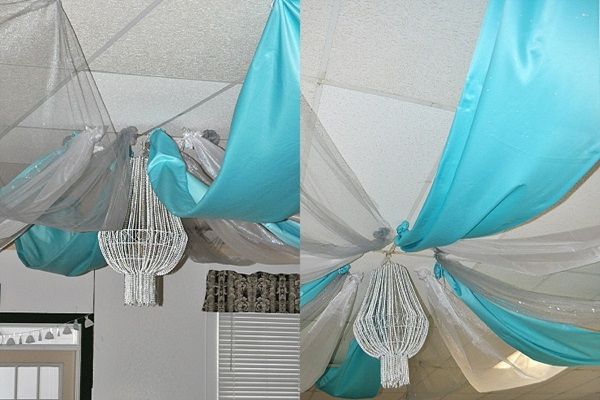 Diy bead chandelier idea for home decoration is there any human being those who dont want to decorate home in an attractive way it is really hard to find such type of people in this world mozeypictures Gallery