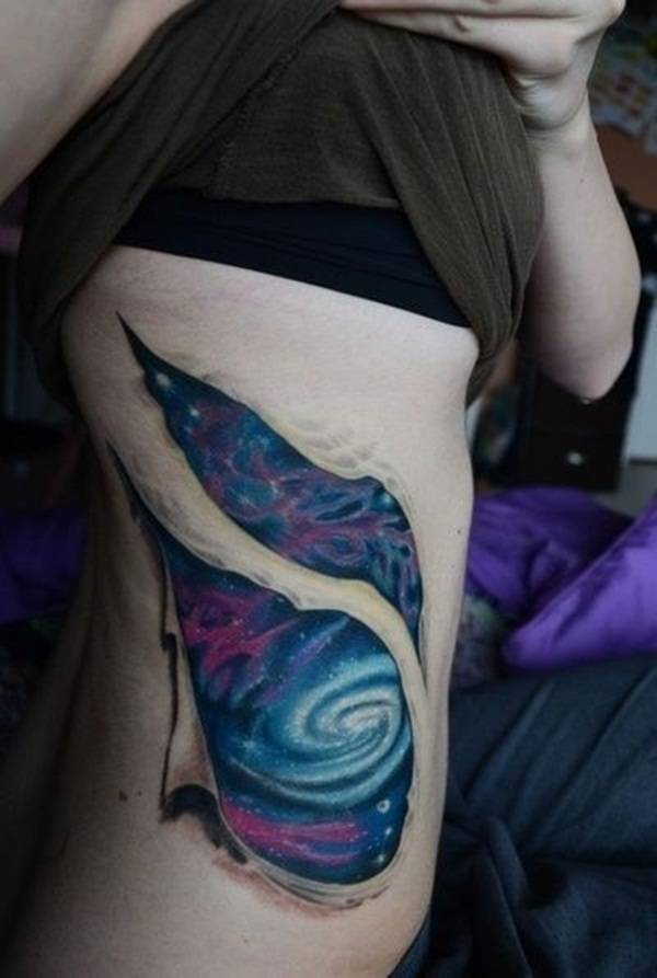 Artistic Galaxy Inspired Tattoo Designs (12)