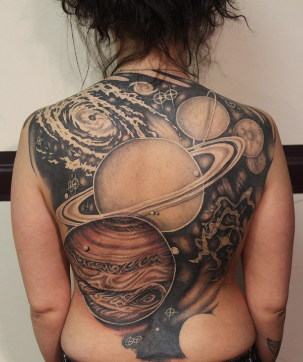 Artistic Galaxy Inspired Tattoo Designs (15)