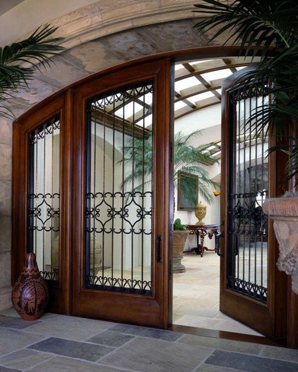 Brilliant Entrance Door Design Suggestions (13)