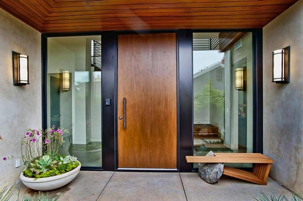 Brilliant Entrance Door Design Suggestions (14)