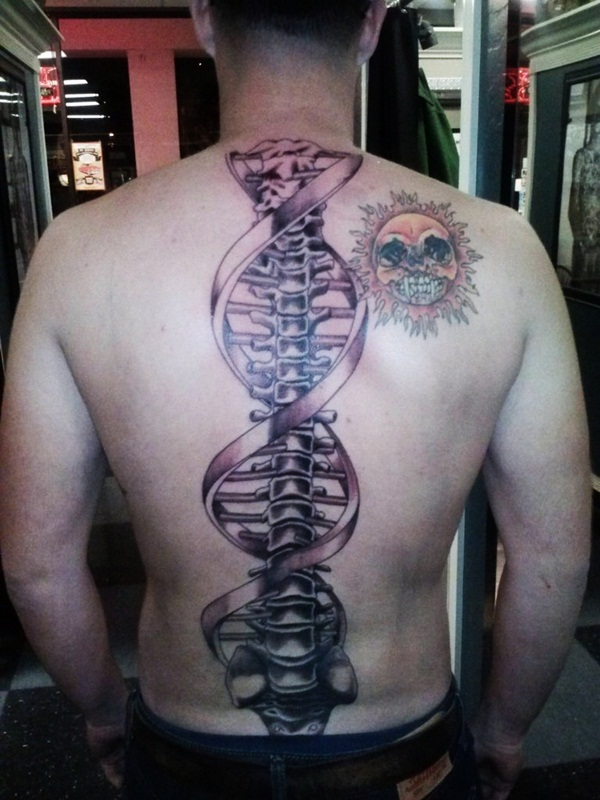 Genius Science Tattoo Ideas (19)