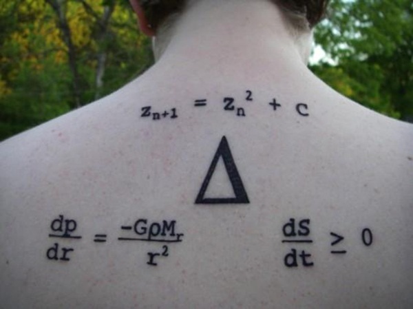 Genius Science Tattoo Ideas (25)