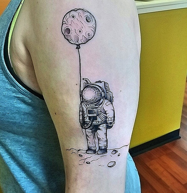 Genius Science Tattoo Ideas (28)