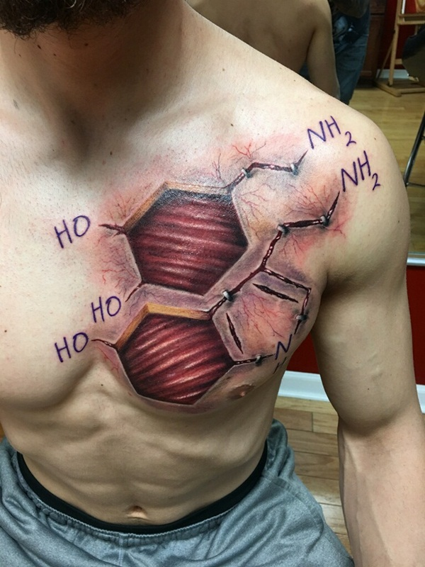 Genius Science Tattoo Ideas (33)