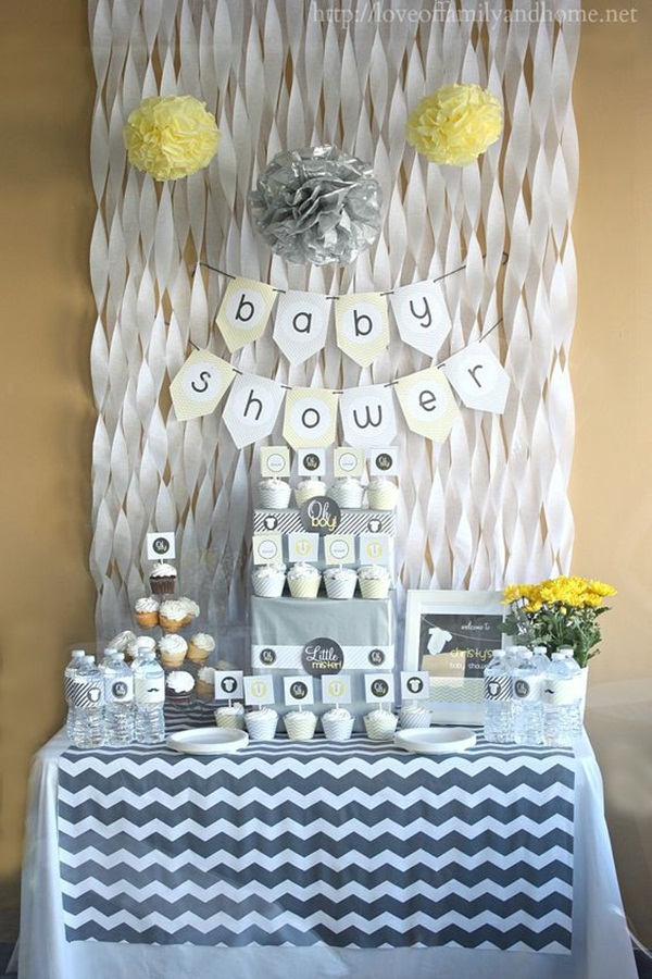 Beautiful Ways to Decorate with Streamers For Special Occasions (1)