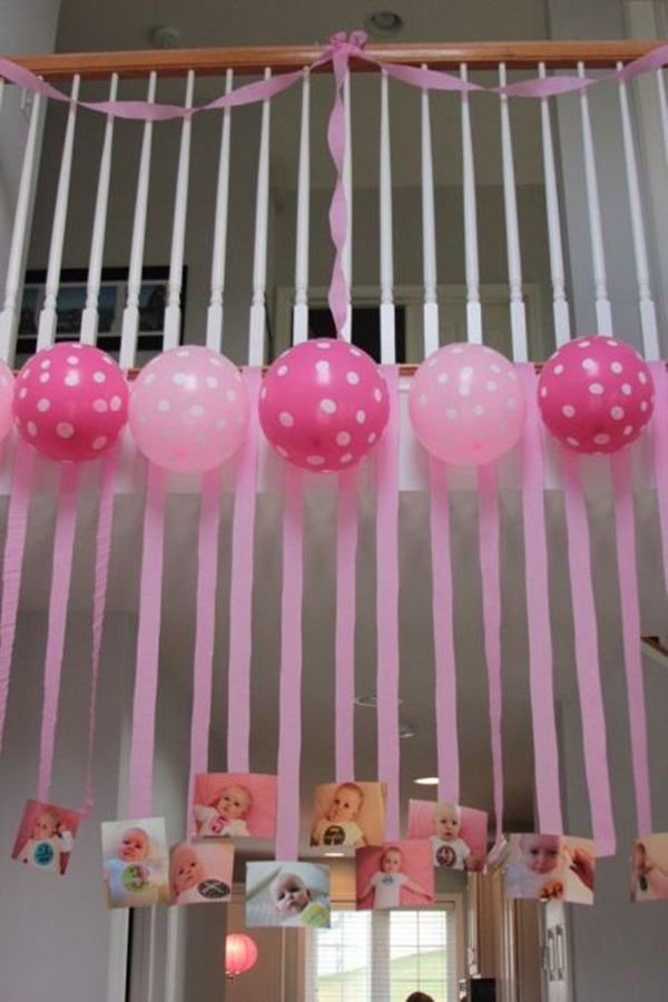 Beautiful Ways to Decorate with Streamers For Special Occasions (3)