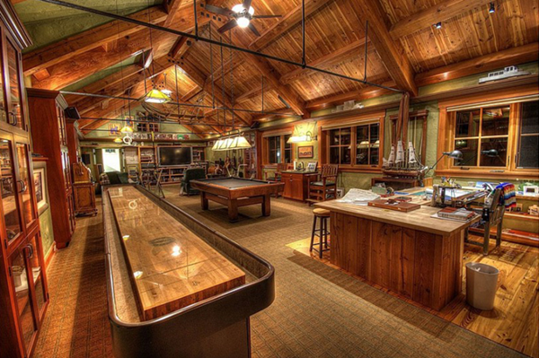 40 Best Man Cave Installation Ideas