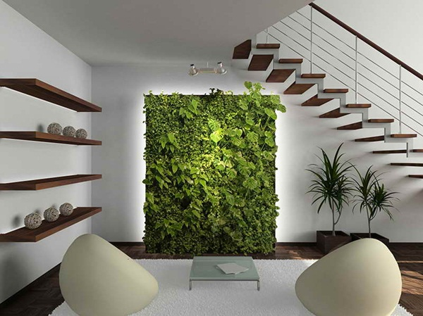 Creative and Fresh Office Plant Decoration Ideas (32)