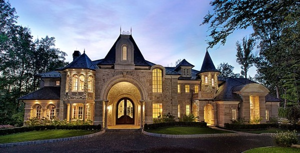 Dream Homes For Those Rich Folks (11)