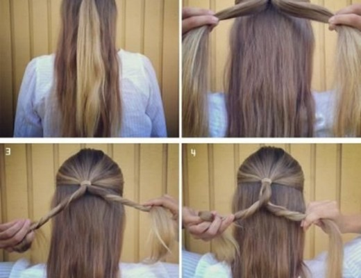 Easy Hairstyles For School (1)