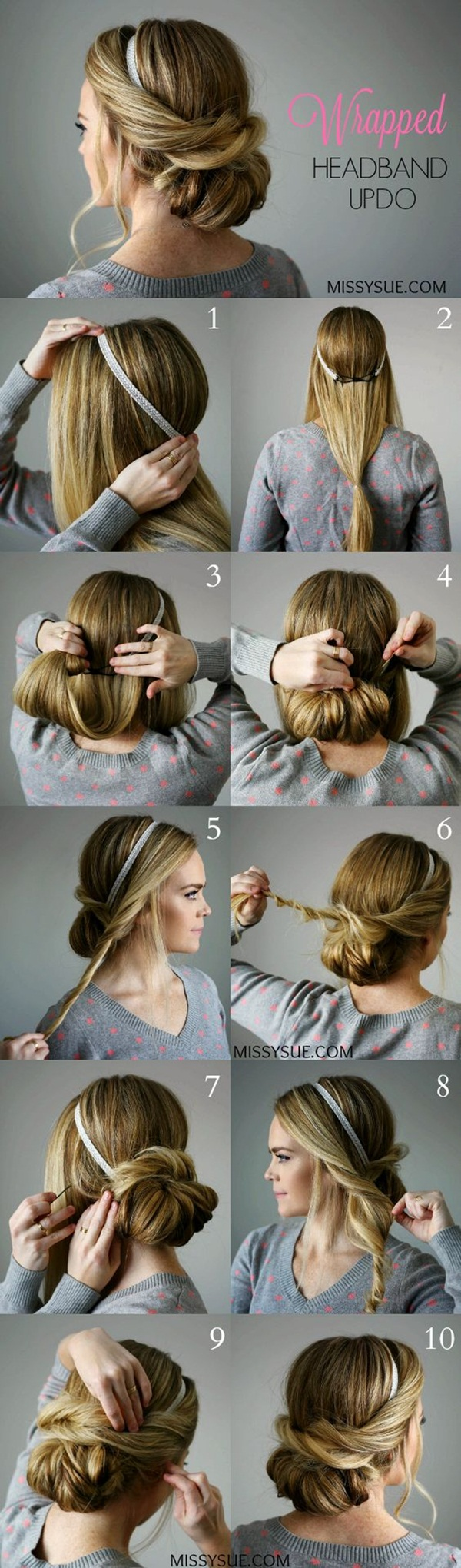Easy Hairstyles For School (13)