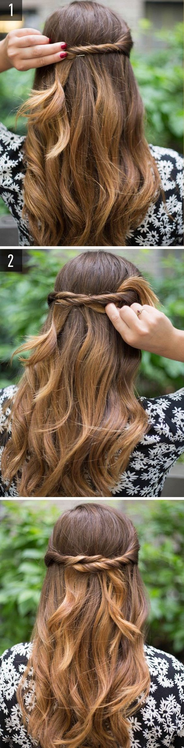 Easy Hairstyles For School (15)