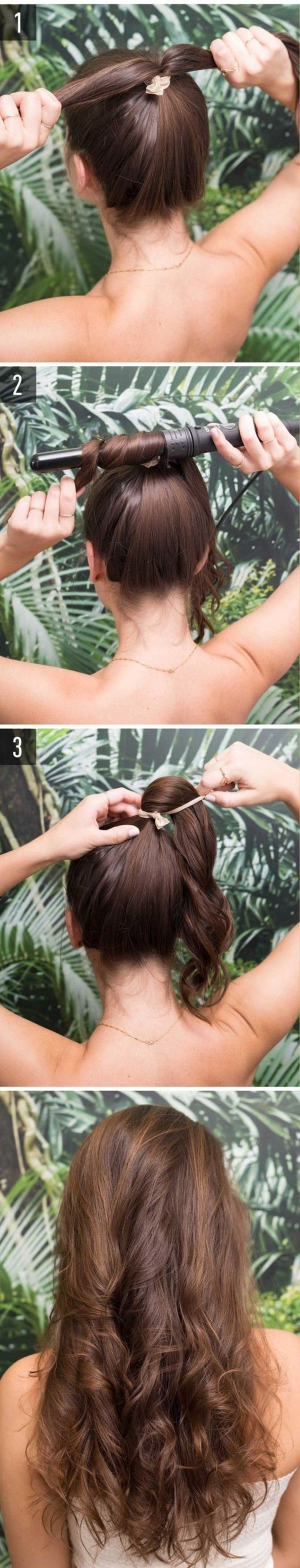 Easy Hairstyles For School (16)