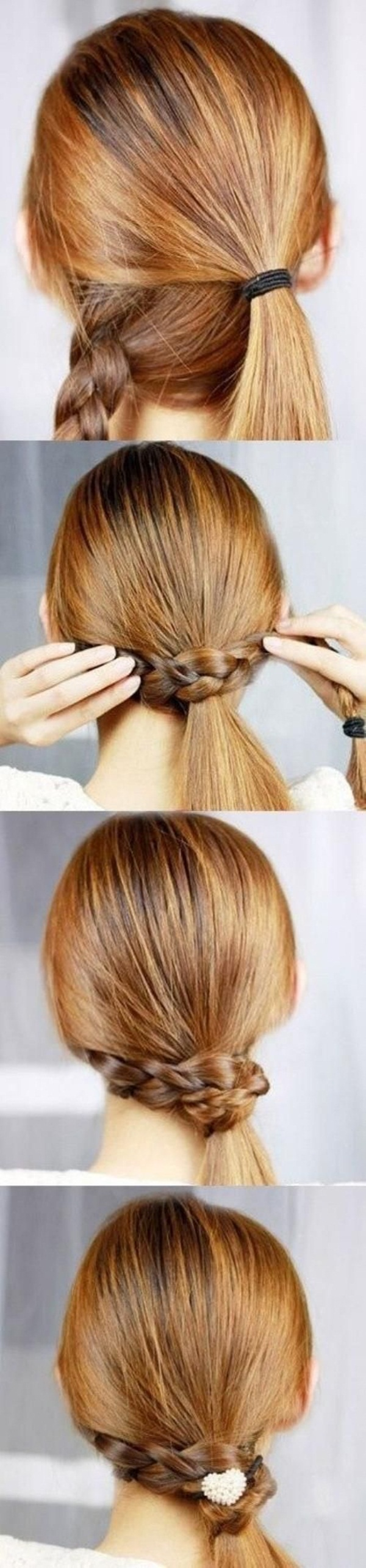 Easy Hairstyles For School (19)