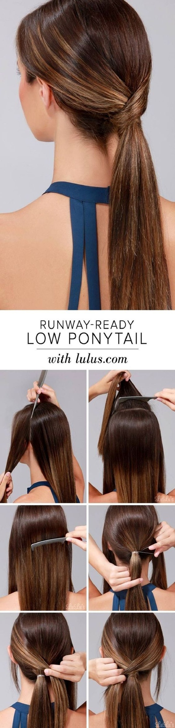 Easy Hairstyles For School (27)