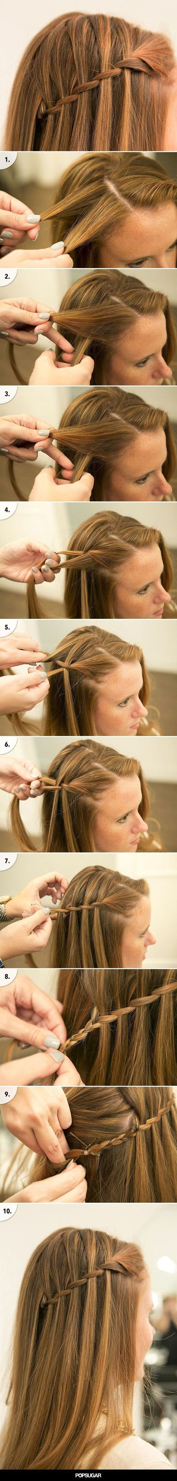 Easy Hairstyles For School (29)