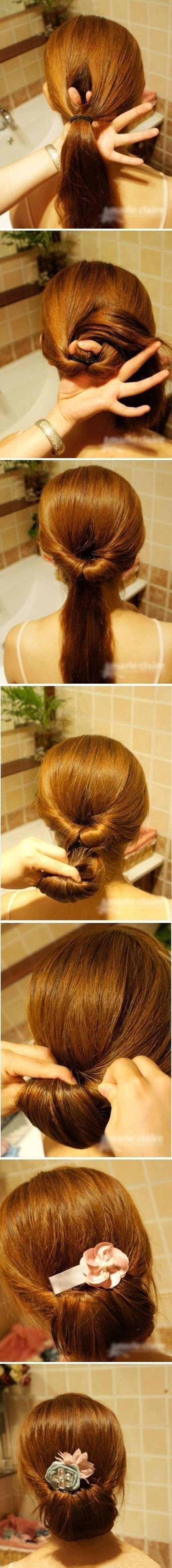 Easy Hairstyles For School (3)