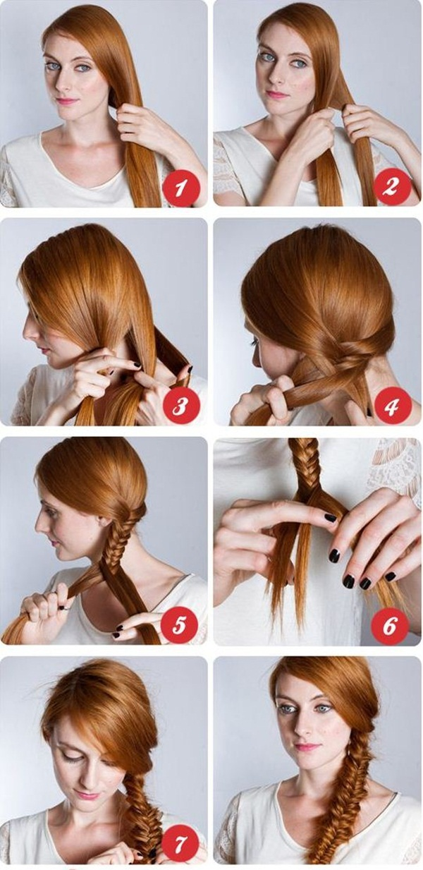 Easy Hairstyles For School (32)