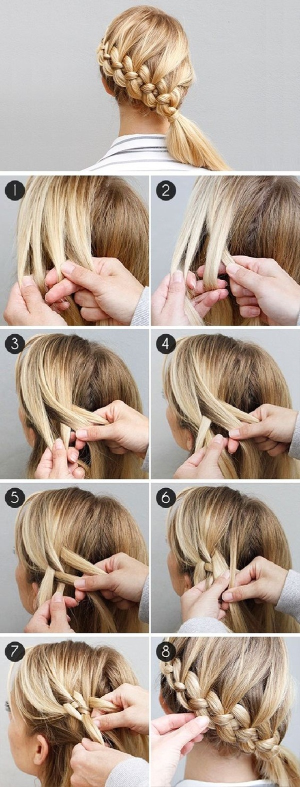 Easy Hairstyles For School (33)
