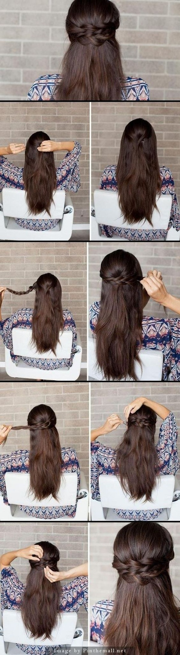Easy Hairstyles For School (36)