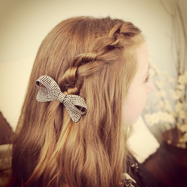 Easy Hairstyles For School (37)