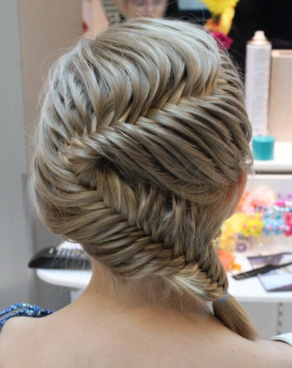 Easy Hairstyles For School (38)