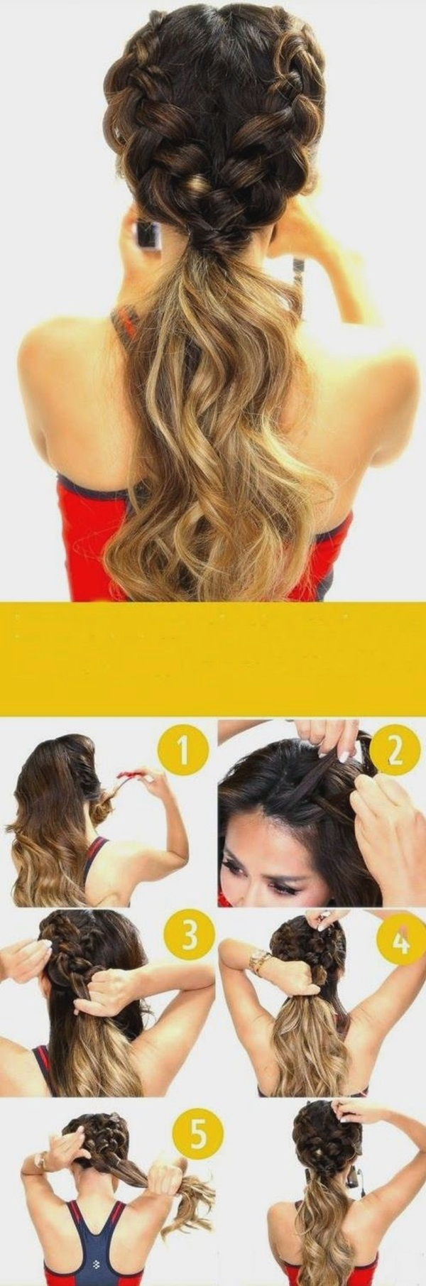 Easy Hairstyles For School (4)