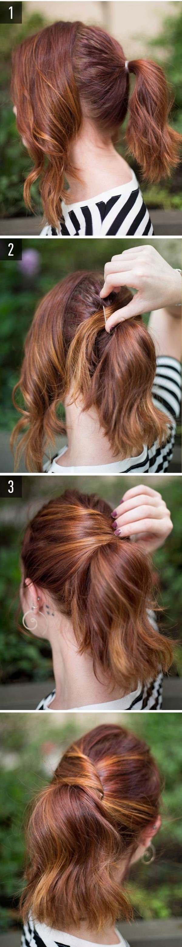 Easy Hairstyles For School (5)