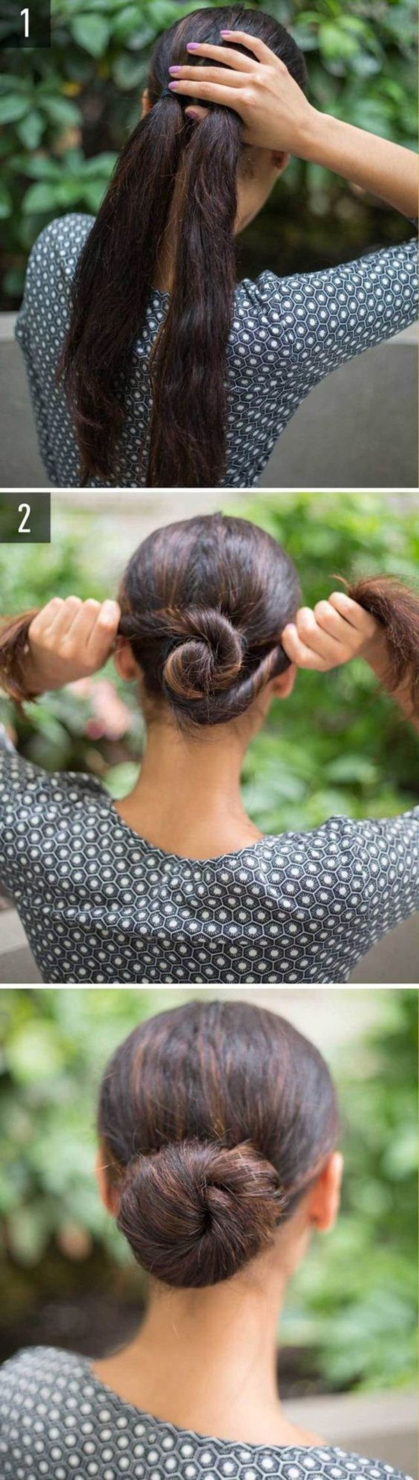 Easy Hairstyles For School (8)