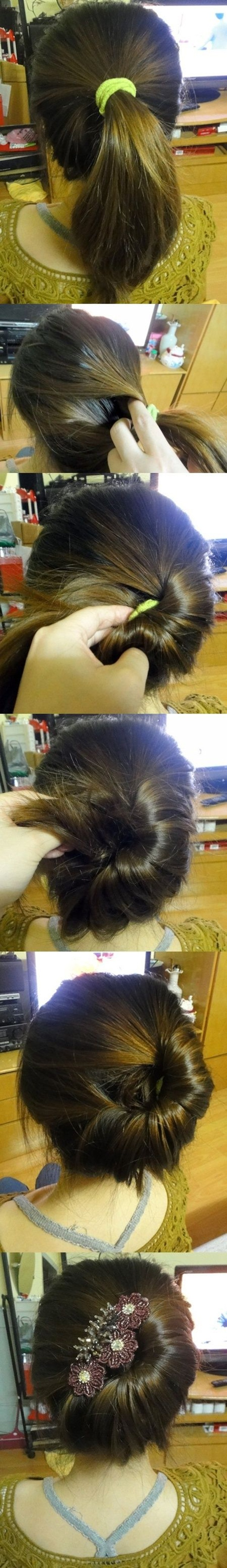 Easy Hairstyles For School (9)