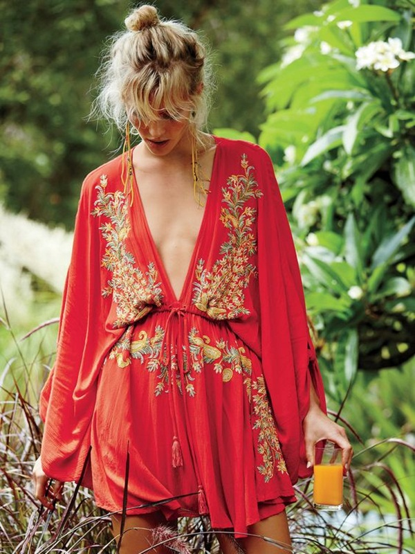 Fabulous Boho summer outfits (10)