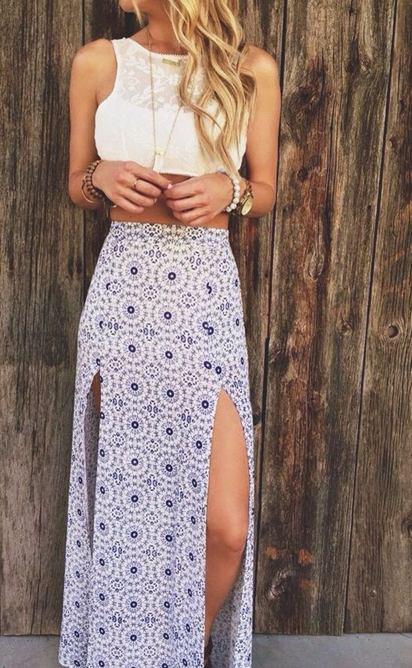 Fabulous Boho summer outfits (11)