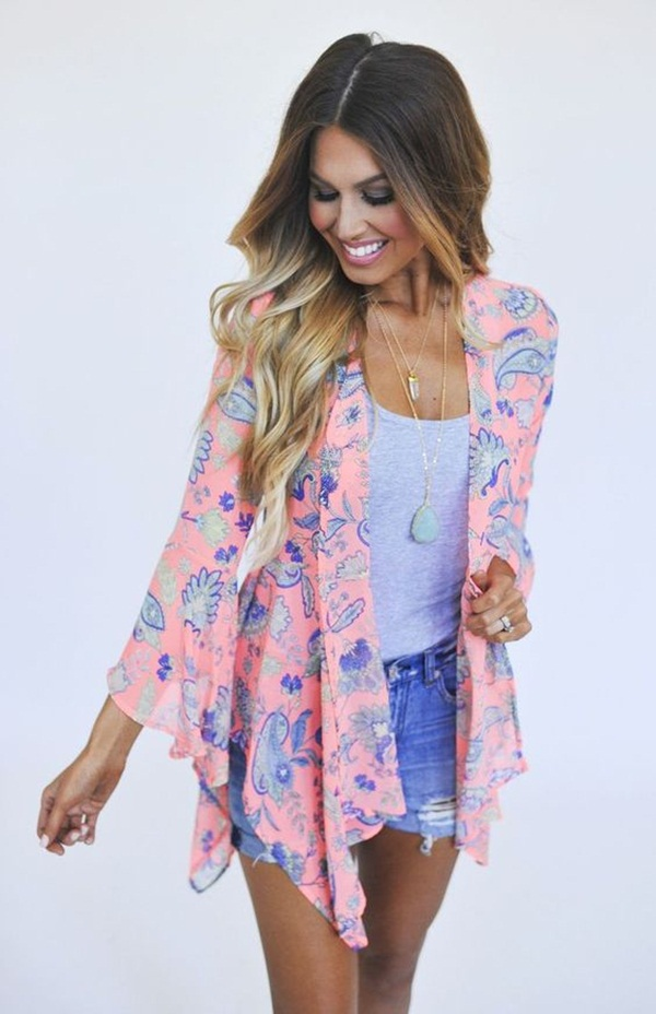 Fabulous Boho summer outfits (15)
