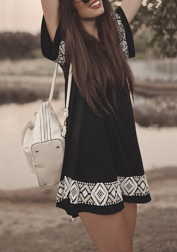Fabulous Boho summer outfits (16)