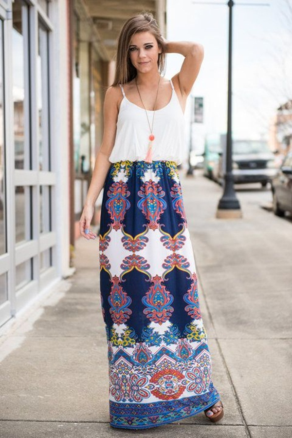 Fabulous Boho summer outfits (23)