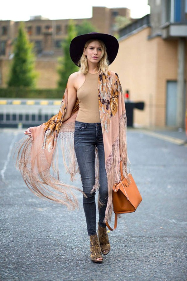 Fabulous Boho summer outfits (4)