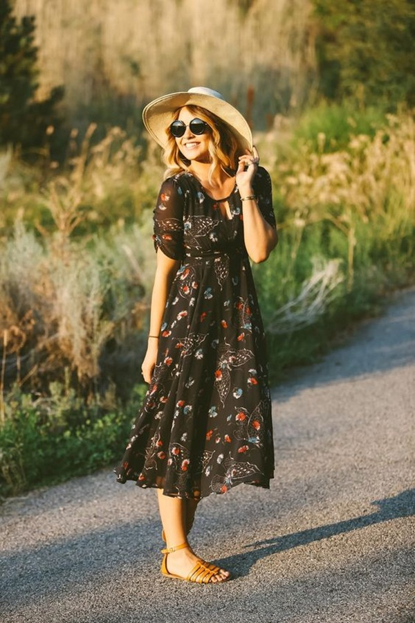 Fabulous Boho summer outfits (7)