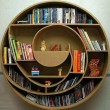 Genius Ways to Decorate Your Home With Books (3)