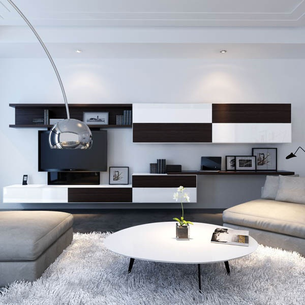 Insanely Cool Floating Shelf Ideas For Your Home (11)