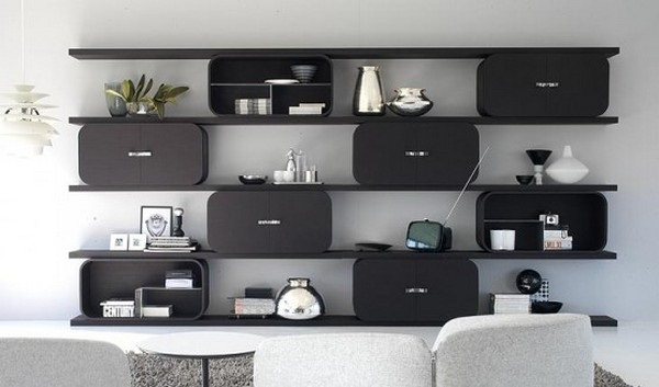 Insanely Cool Floating Shelf Ideas For Your Home (16)