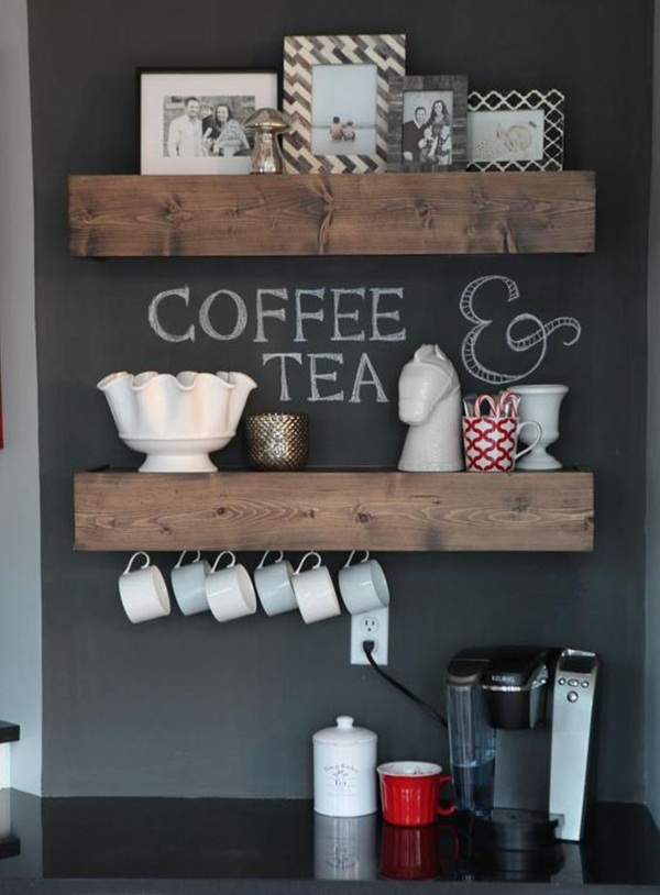Insanely Cool Floating Shelf Ideas For Your Home (35)