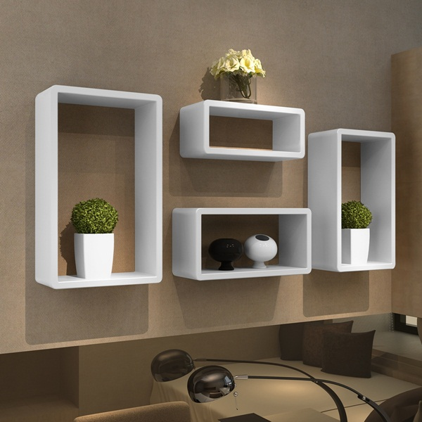 Insanely Cool Floating Shelf Ideas For Your Home (4)