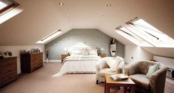 40 Insanely Cool Attic Conversion Ideas