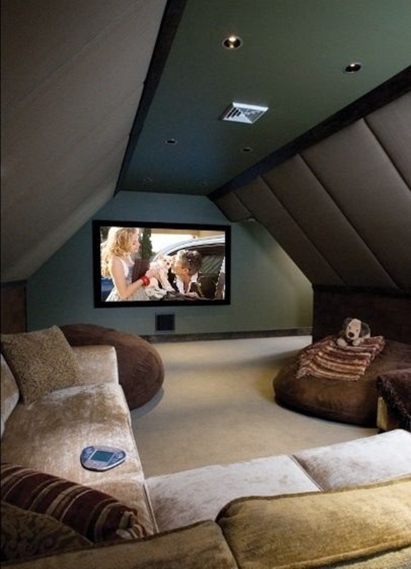 Insanely Cool attic conversion ideas (50)