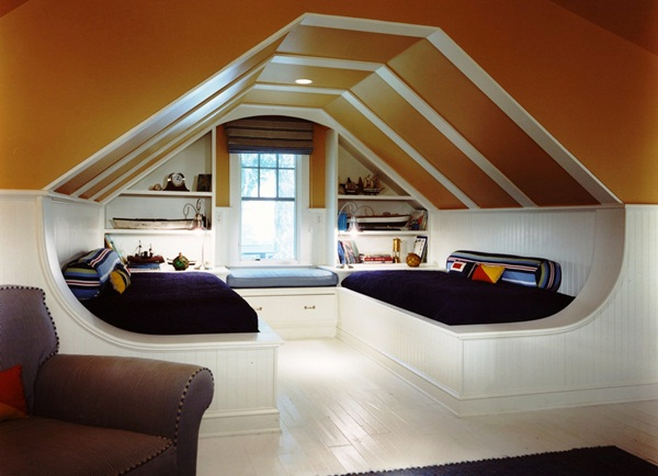 Insanely Cool attic conversion ideas (56)