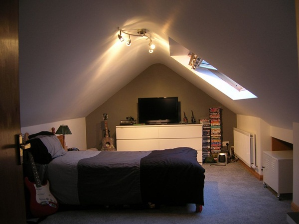 40 insanely cool attic conversion ideas - Loft conversion bedroom design ideas ...