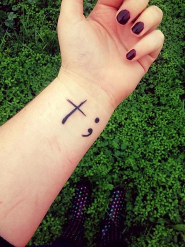 Really Touching Self harm recovery tattoo ideas (58)
