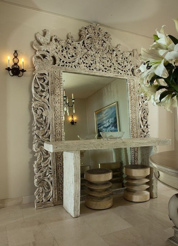 Smarts Ways Mirrors Can Help You to Decorate Your Home (11)